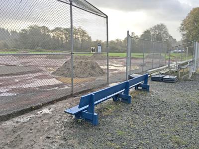 Tinker Field drainage