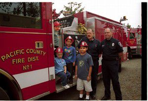 Fire District open house