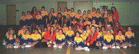 Peninsula Pee Wee Cheerleaders conclude exciting fall season