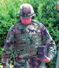 Seaview family unearths live hand-grenade