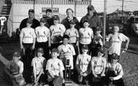 Little League minors team takes 2nd