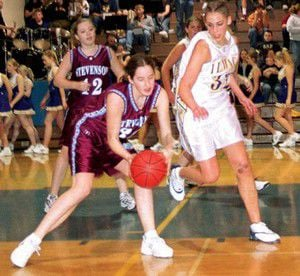 Lady Fishermen come back strong after bad loss