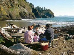 Cape Disappointment State Park: Disappointment State Park