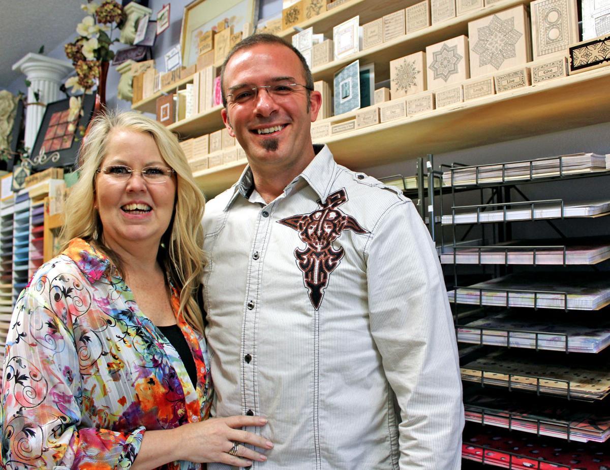 Crafty Peninsula couple offers creativity