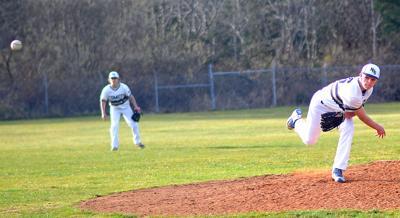 Naselle baseball: Josh Townsen