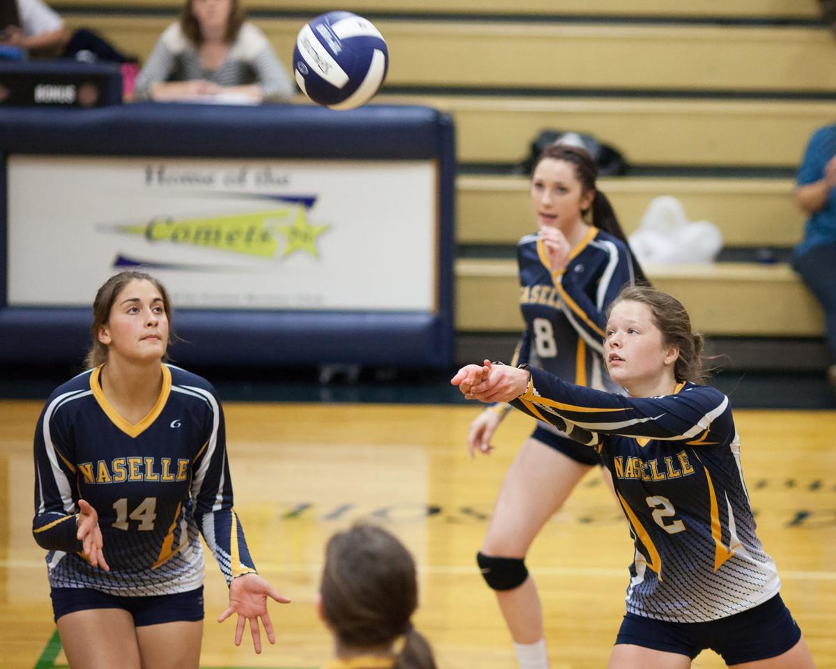 Naselle volleyball win recalls Xena, Warrior Princess