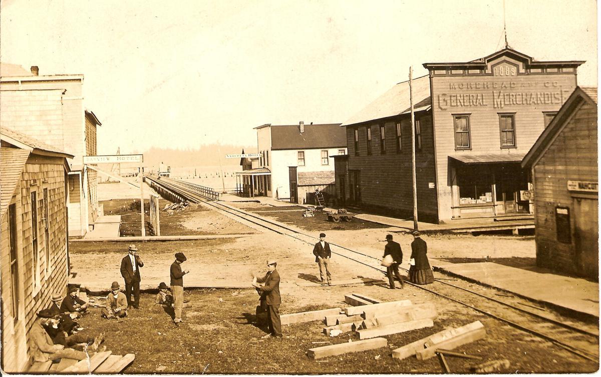 Nahcotta Dock