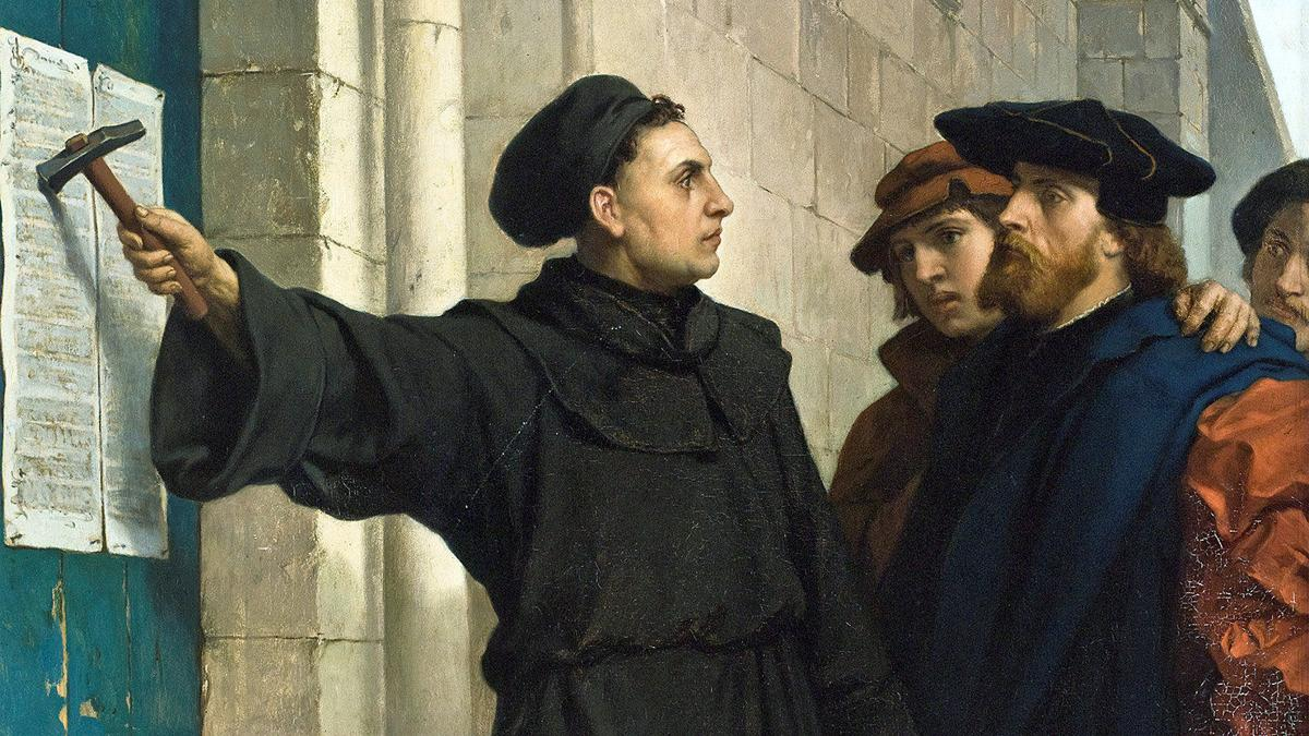 Lutheran Reformation extended to music