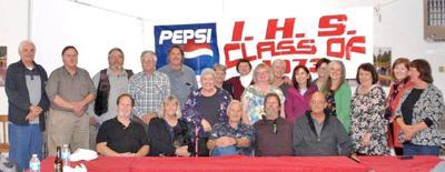 'Close-knit' IHS Class of 1973 enjoys reunion