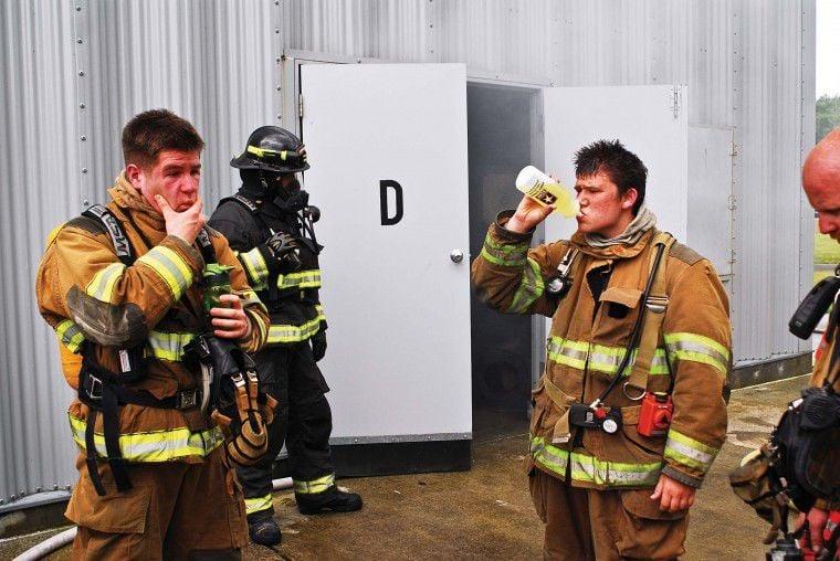 Training under fire