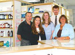 Third generation of local owners takes the helm (err ... the counter) at Peninsula Pharmacies