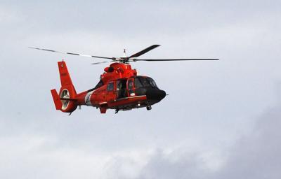Newport Coast Guard chopper gets a reprieve