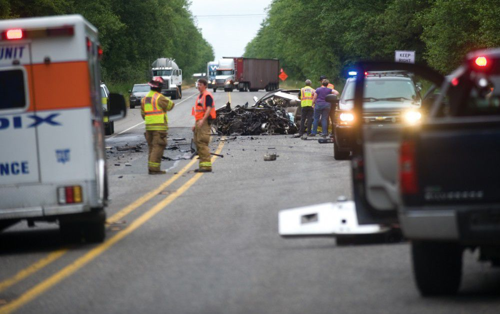 Fatal accident victim name released; Highway 30 re-opens