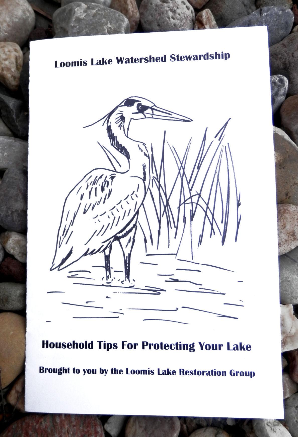 Loomis Lake brochure cover