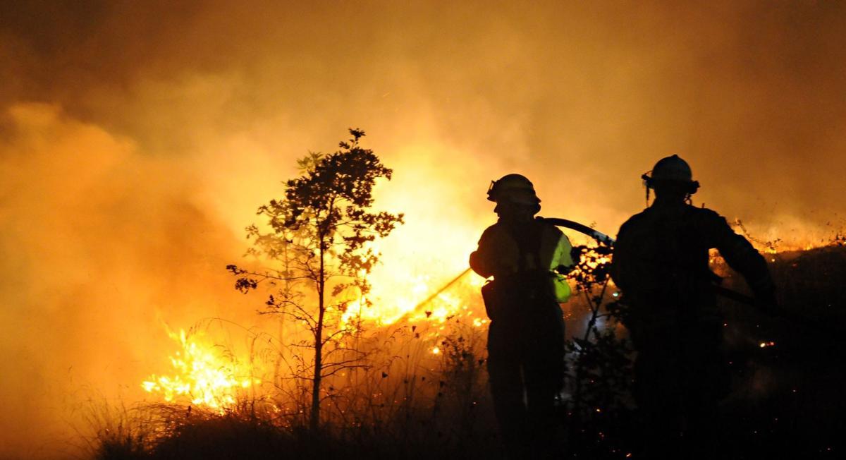 Wildfires burn 6 million acres across West