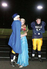 Sultemeier, Marion named NHS Homecoming royalty