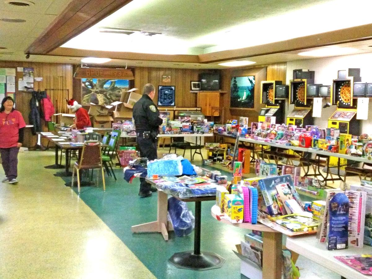 Toys for Peninsula Kids helps 360 families