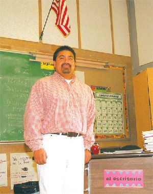 Mike Garcia finds Spanish, PE, coaching at IHS a perfect fit