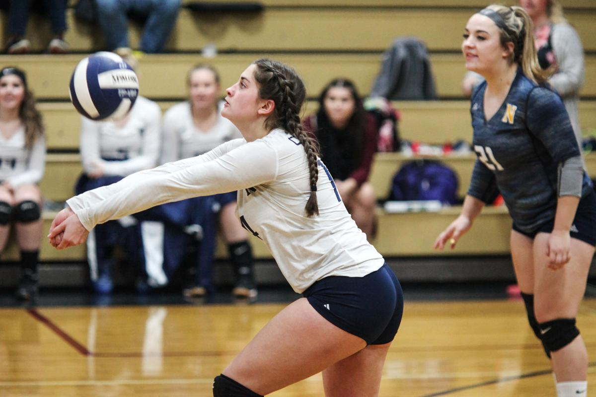 Firm Foundation over Naselle in five sets