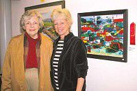 Peninsula art scene takes off