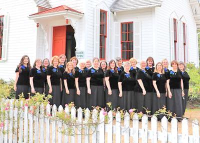 Lyrica, the Ladies Choral Ensemble of Puget Sound