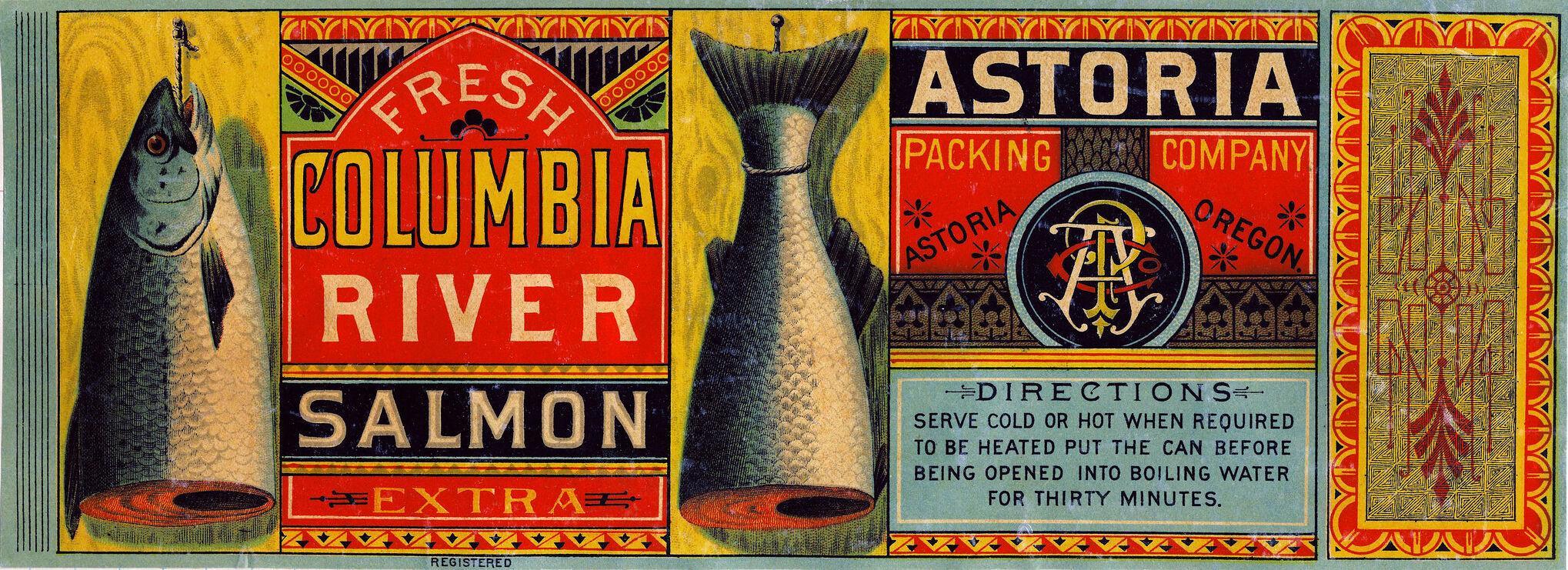 Astoria salmon