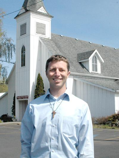 Pastor Nels Flesher serves Chinook, Naselle Lutheran churches