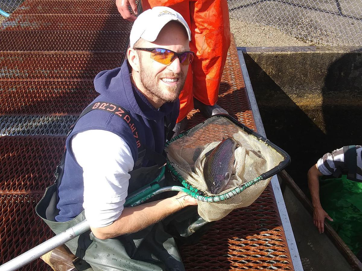 WDFW plants good-sized trout