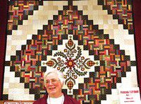 Annual Peninsula Quilt Guild show in Ilwaco March 14-16