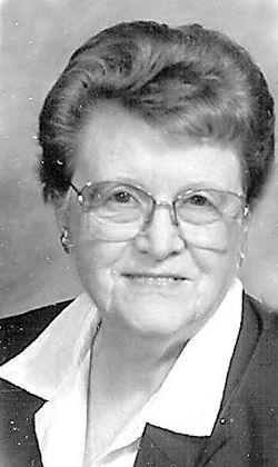 Obituaries: Evelyn K. Ruckman