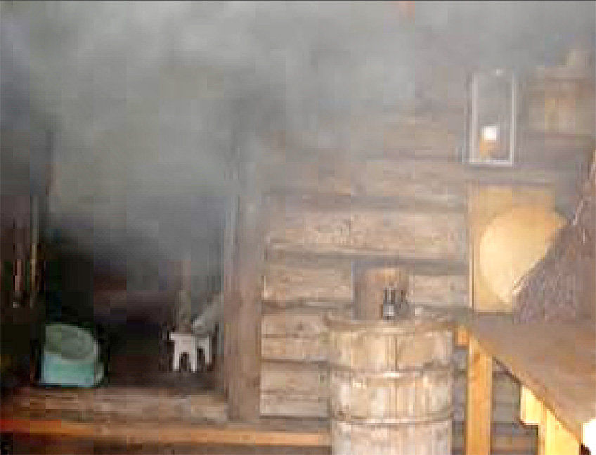 Sauna and the core of Finnishness:  A tribute to Finland's centennial, 1917-2017, Part 2