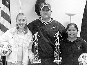 Smith, Pacheco win Elks soccer shootouts