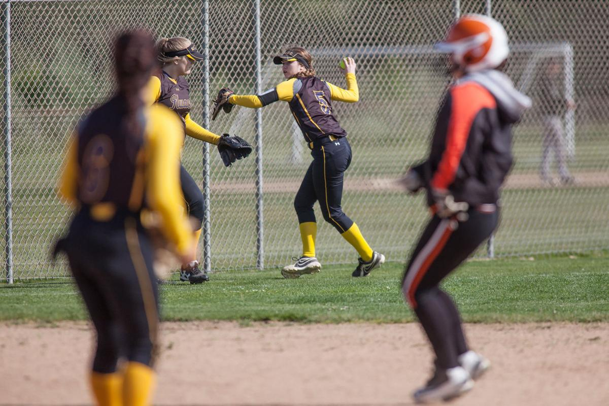 IHS softball proves hard to beat vs. Rainier