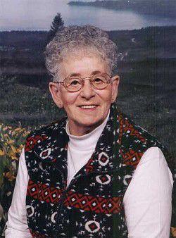 Obituaries: Letha Mae Meredith