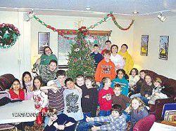 'Green' Christmas for LB sixth-graders