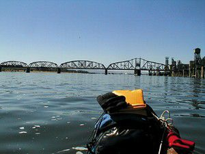 Retracing Lewis and Clark's paddle ripples