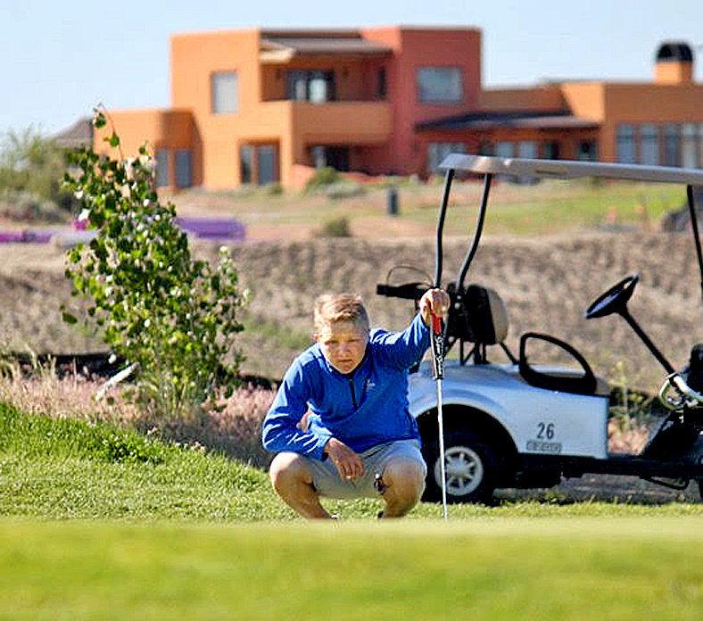 Super freshman Blake Kukula wins State golf title
