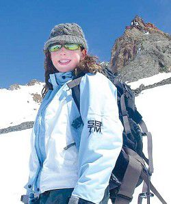 Naselle 13-year-old conquers Mt. Hood