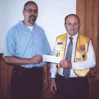 Lions Club supports hatchery