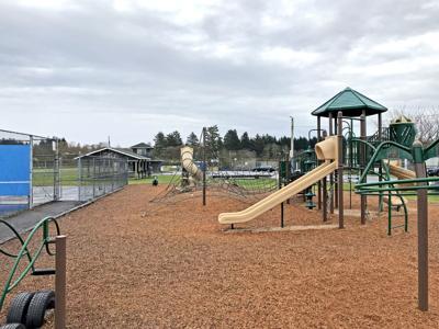 Culbertson Park playground
