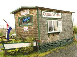Captain's Coffee sets sail in Nahcotta