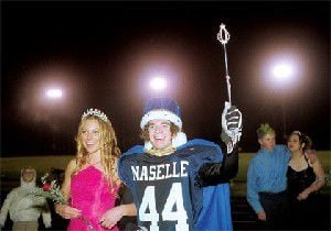 NHS crowns Homecoming court