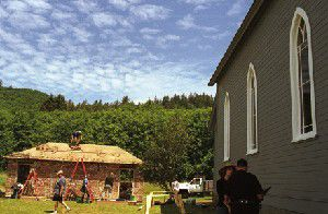 Movie ghost story set in McGowan, river ghost town