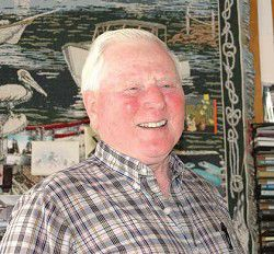 A Peninsula Life: Clyde Sayce: The idea man