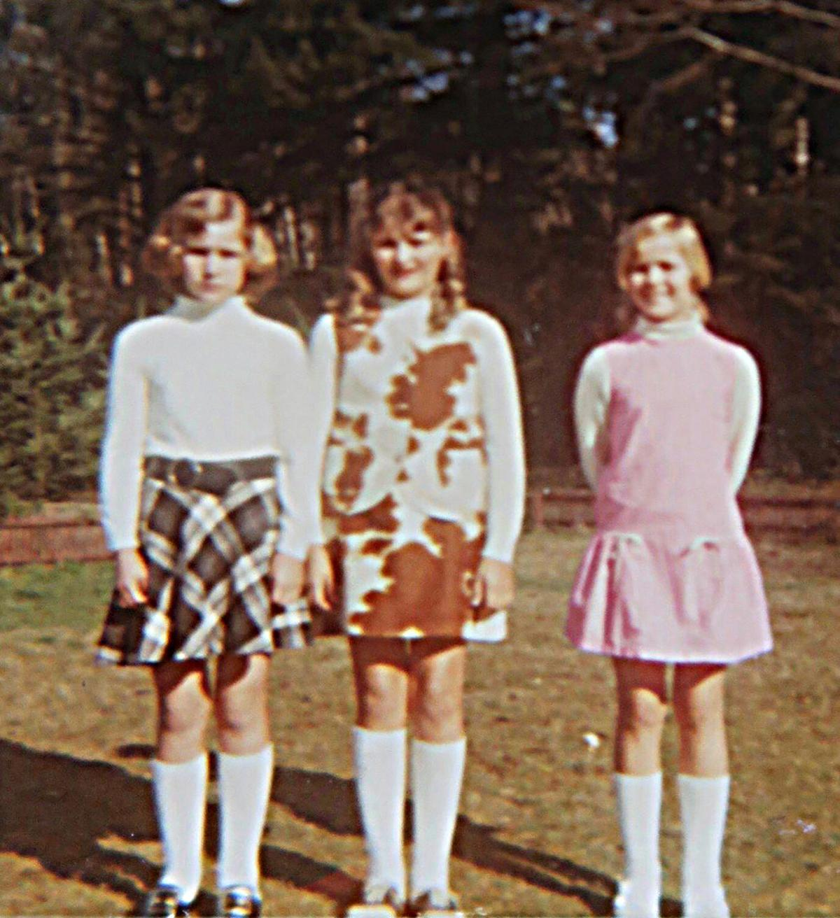 Laurie, Sandy and Leisa
