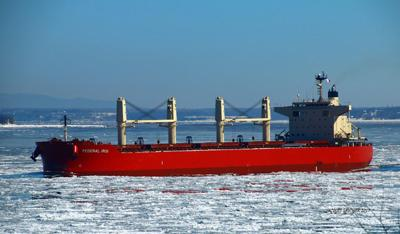 Longview-bound ship under escort to Seattle following explosion