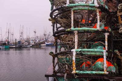 Crabbers working to resolve price dispute