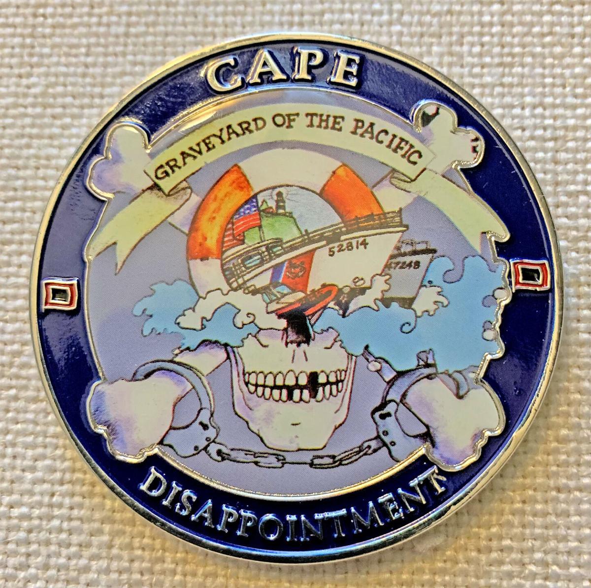 Cape D coin