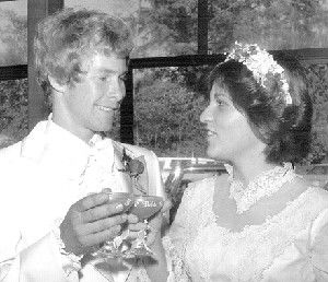 25th Anniversary: Jim and Trina Goulter
