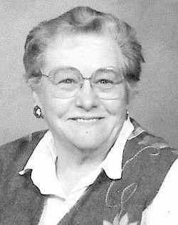 Obituaries: Sallie VanDeVenter